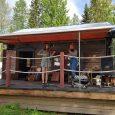 Söndagen den 28 juli var det spelmansstämma i Hultkläppens spelstuga. Fint väder och mycket folk hela dagen. Underhållning från altan med stipendieutdelning.